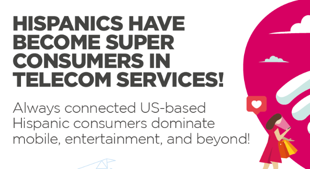 Telecom Industry: Hispanics have become Super Consumers